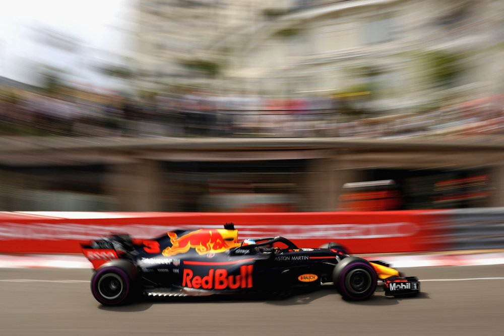 G 2018 Daniel Ricciardo | Red Bull RB14 | 2018 Monaco GP winner 2 Photo by Dan Istitene copy.jpg