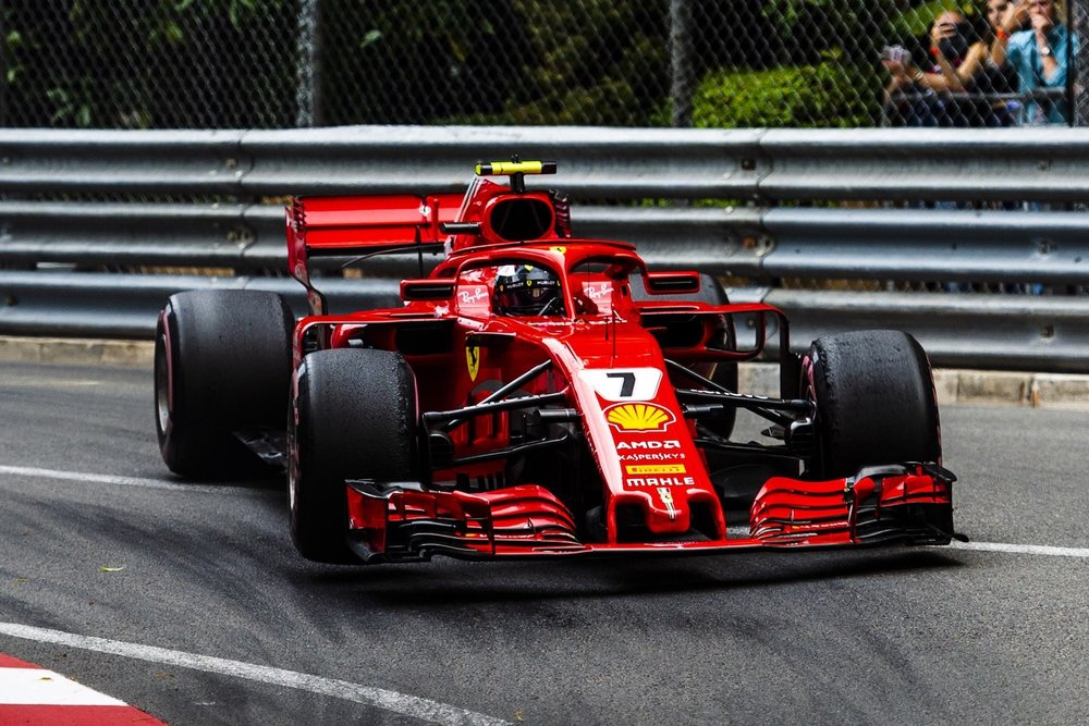 G1 2018 Kimi Raikkonen | Ferrari SF71H | 2018 Monaco GP P4 1a copy.jpg