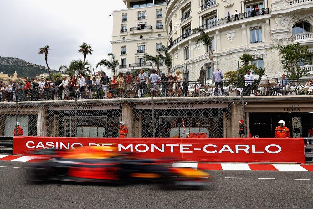 I 2018 Max Verstappen | Red Bull RB14 | 2018 Monaco GP winner 2 Photo by Dan Istitene copy.jpg