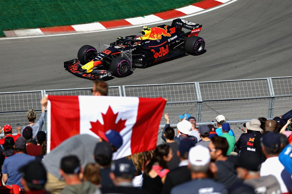 2018 Max Verstappen | Red Bull RB14 | 2018 Canadian GP FP1 1 Photo by Dan Istitene copy.jpg