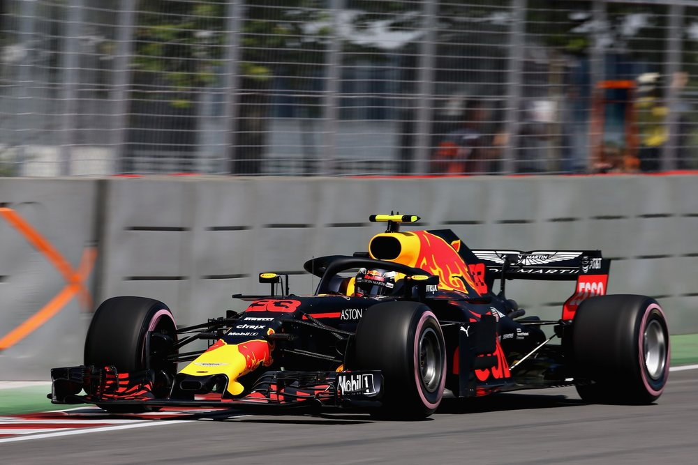 2018 Max Verstappen | Red Bull RB14 | 2018 Canadian GP FP1 4 Photo by Dan Istitene copy.jpg