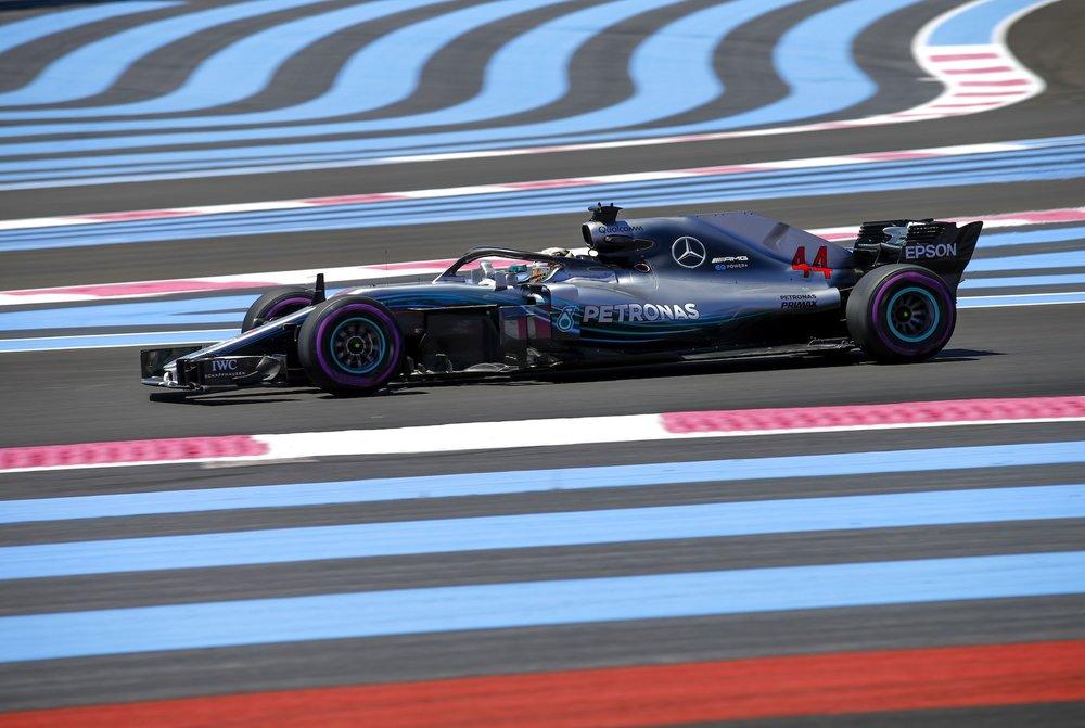 2018 Lewis Hamilton | Mercedes W09 | 2018 France GP FP2 1 copy.jpg