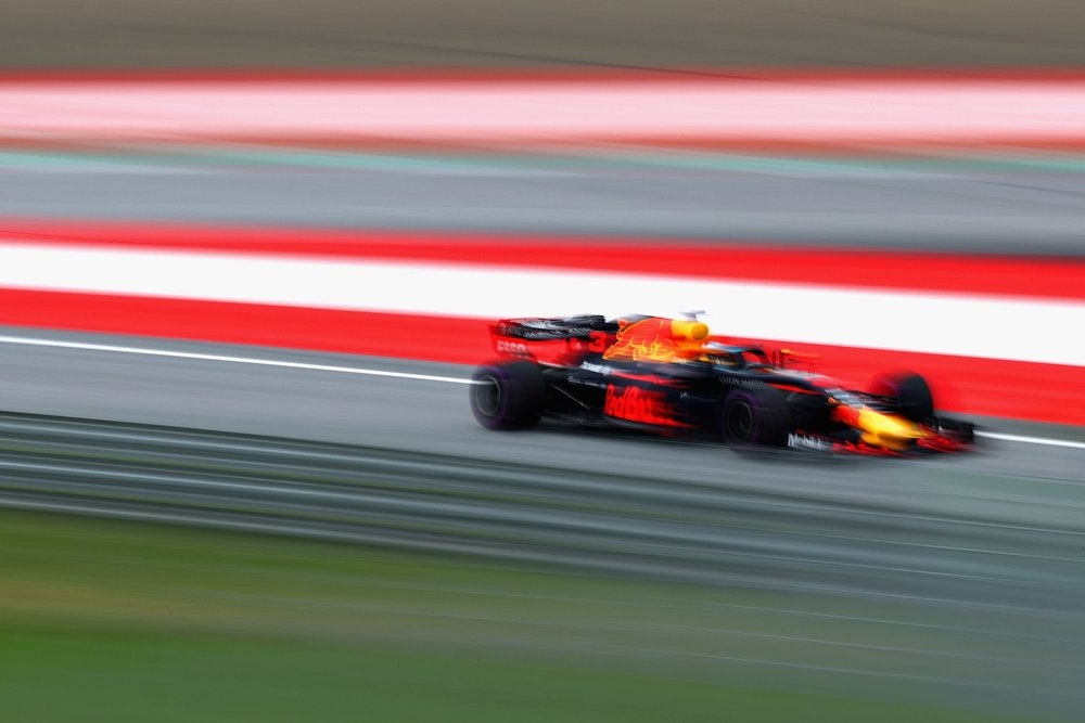 2018 Daniel Ricciardo | Red Bull RB14 | 2018 Austrian GP FP2 2 copy.jpg