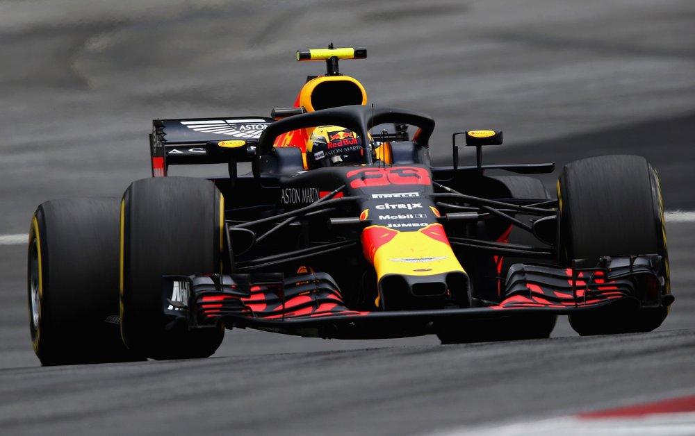2018 Max Verstappen | Red Bull RB14 | 2018 Austrian GP FP2 1 copy.jpg