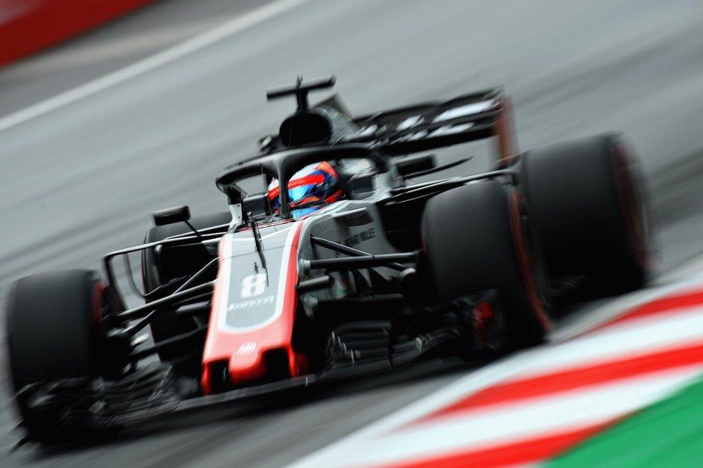 2018 Romain Grosjean | Haas VF18 | 2018 Austrian GP Q3 P6 1 copy.jpg