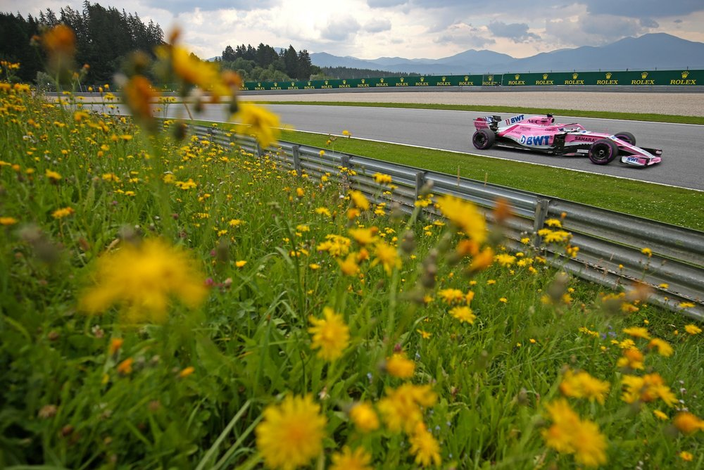2018 Sergio Perez | Force India VJM10 | 2018 Austrian GP Q 1 copy.jpg