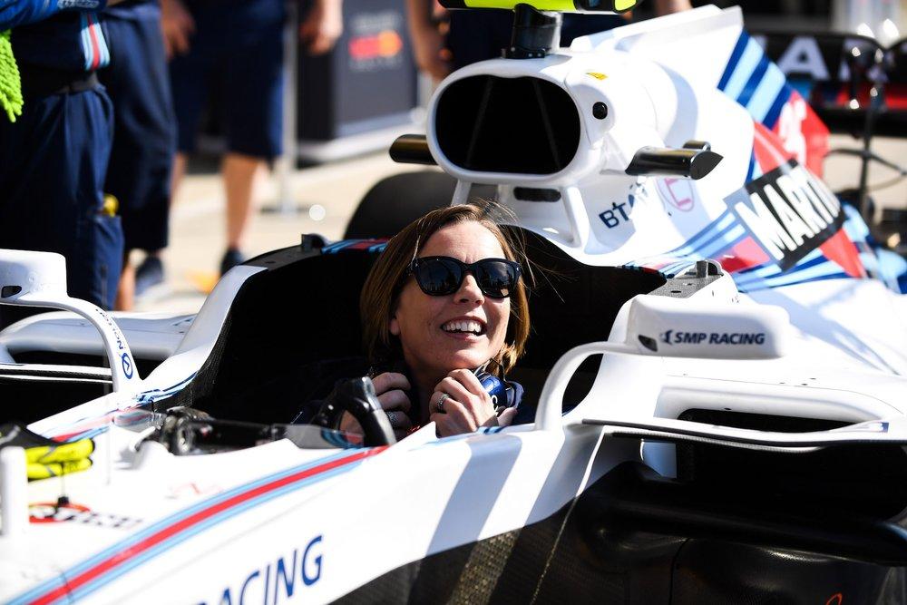 2018 Claire Williams | Williams FW41 | 2018 British GP copy.jpg