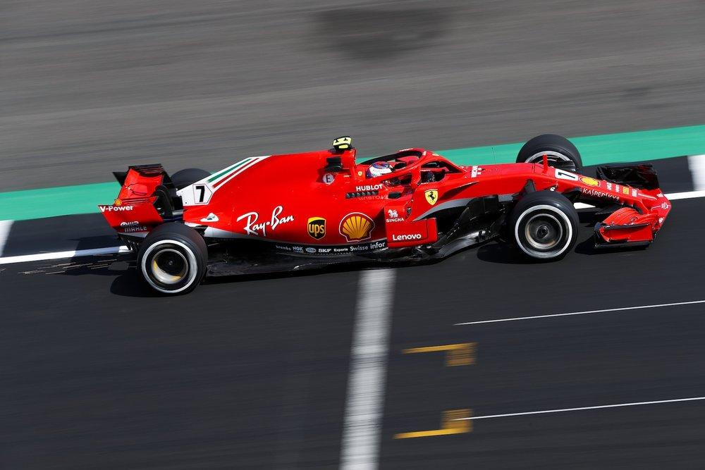 2018 Kimi Raikkonen | Ferrari SF71H | 2018 British GP FP2 2 copy.jpg