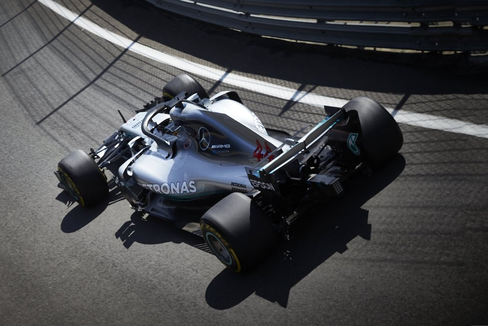 2018 Lewis Hamilton | Mercedes W09 | 2018 British GP Q3 2 copy.JPG