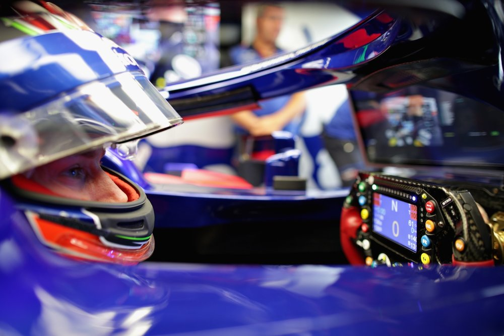 2018 Brendon Hartley | Toro Rosso STR13 | 2018 Italian GP FP1 1 Photo by Peter Fox copy.jpg