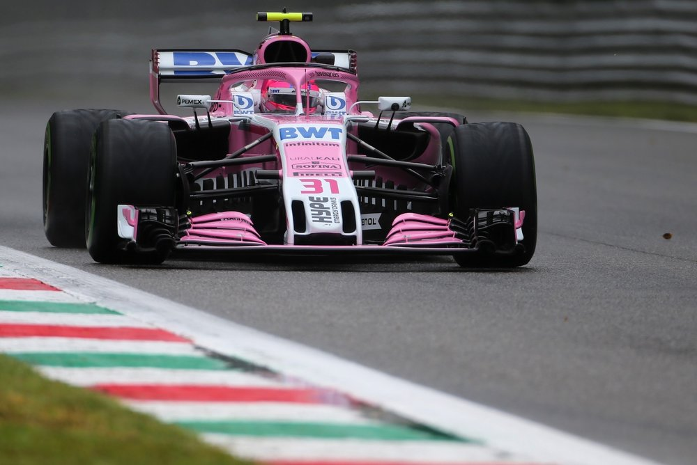 2018 Esteban Ocon | Force India VJM11 | 2018 Italian GP FP1 1 copy.jpg
