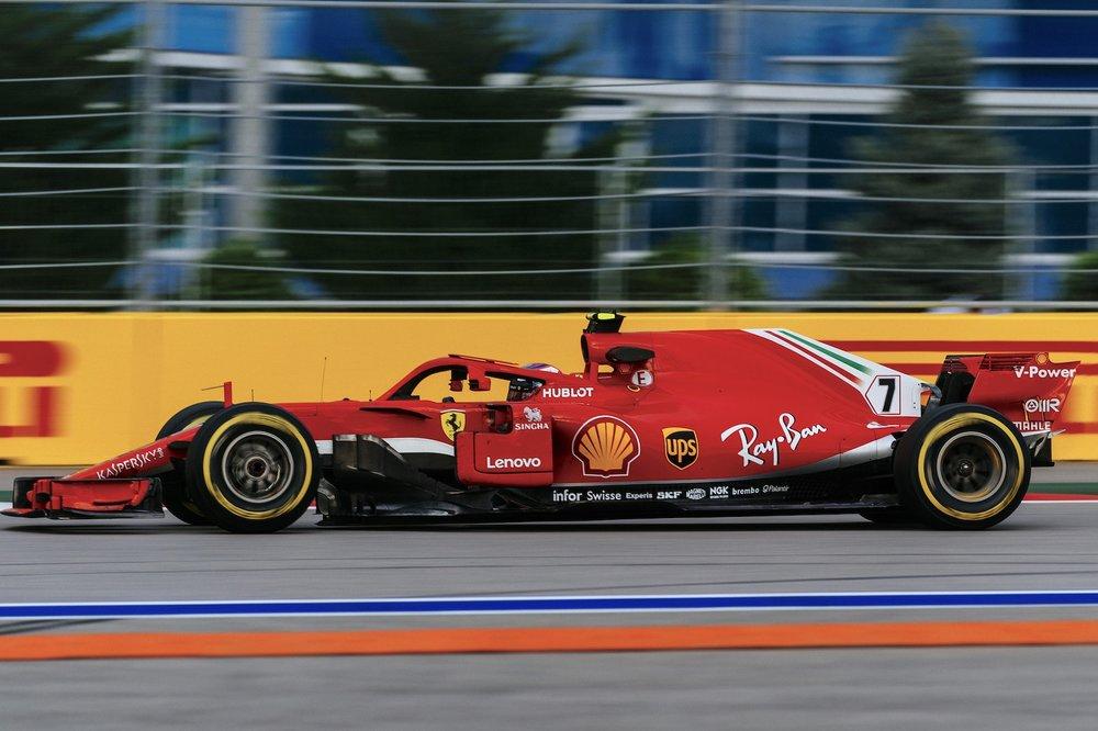 2018 Kimi Raikkonen | Ferrari SF71H | 2018 Russian GP FP2 2 copy.jpg