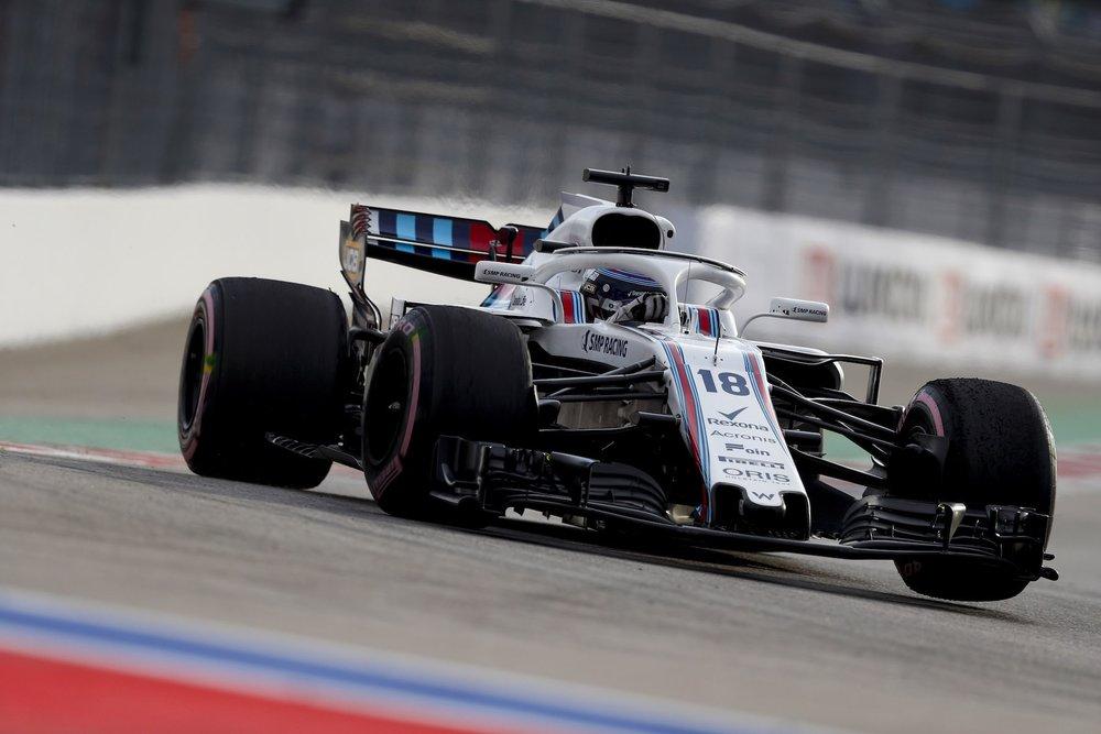 2018 Lance Stroll | Williams FW41 | 2018 Russian GP FP2 1 copy.jpg