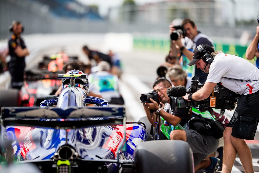 2018 Pierre Gasly | Toro Rosso STR13 | 2018 Russain GP FP1 1 Photo by Peter Fox copy.jpg