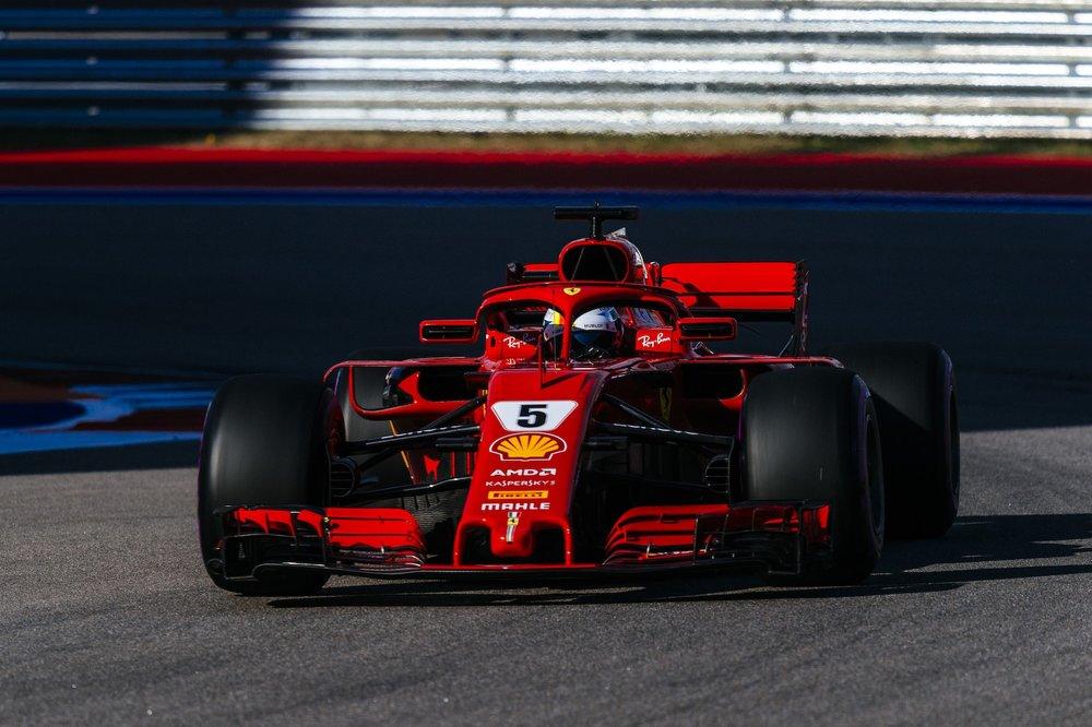 2018 Sebastian Vettel | Ferrari SF71H | 2018 Russian GP Q3 2 copy.jpg