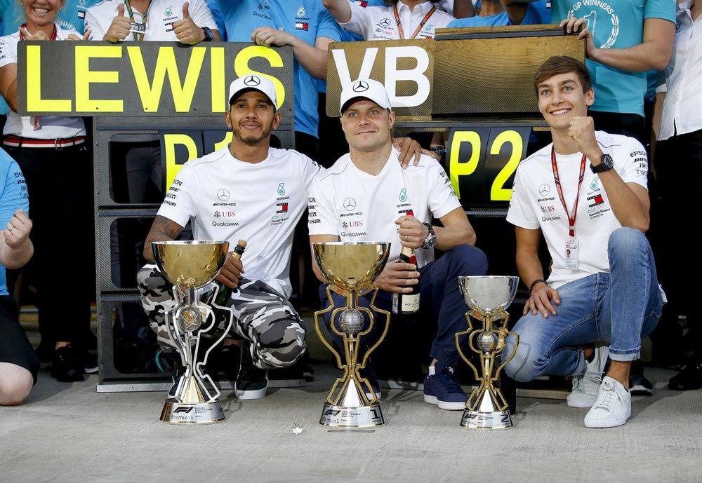 Z 2018 Mercedes Team celebrating 1 2 at Sochi | 2018 Russian GP copy.jpg