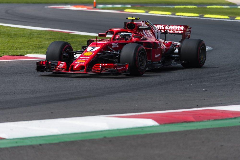 2018 Kimi Raikkonen | Ferrari SF71H | 2018 Mexican GP FP2 2 copy.jpg