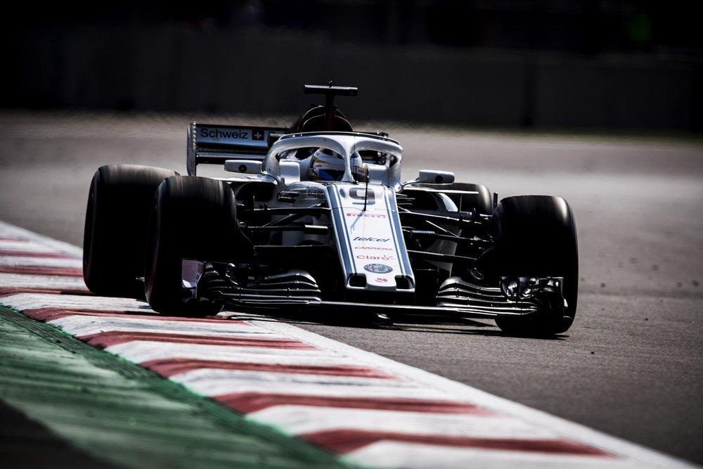 2018 Marcus Ericsson | Sauber C37 | 2018 Mexican GP FP2 1 copy.jpg