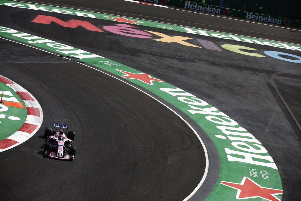 2018 Sergio Perez | Force India VJM11 | 2018 Mexican GP FP2 1 copy.jpg