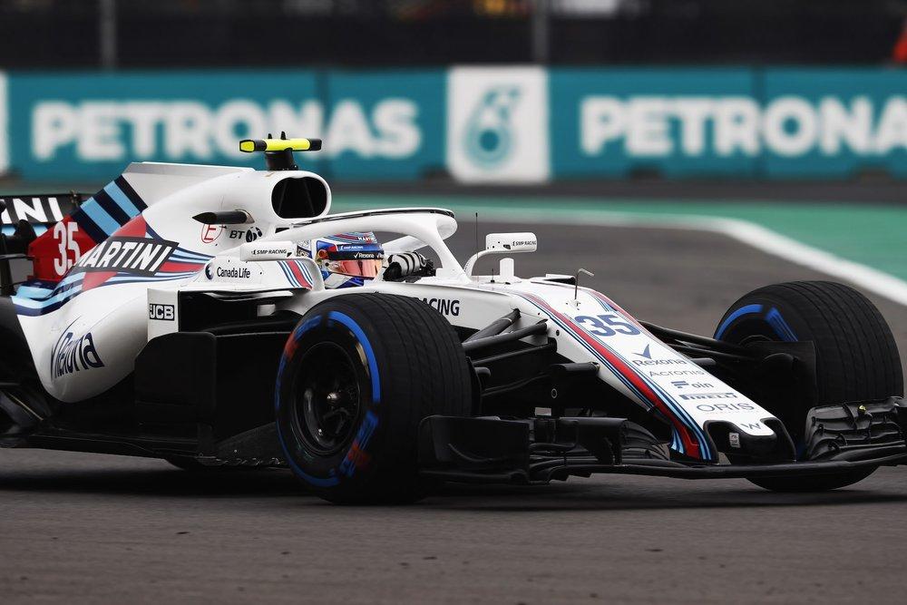 2 2018 Sergey Sirotkin | Williams FW41 | 2018 Mexican GP FP3 1 copy.jpg