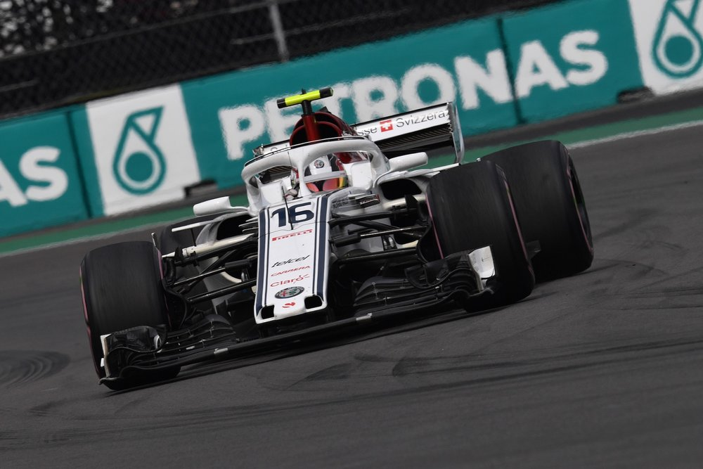 G 2018 Charles Leclerc | Sauber C37 | 2018 Mexican GP 1 copy.jpg