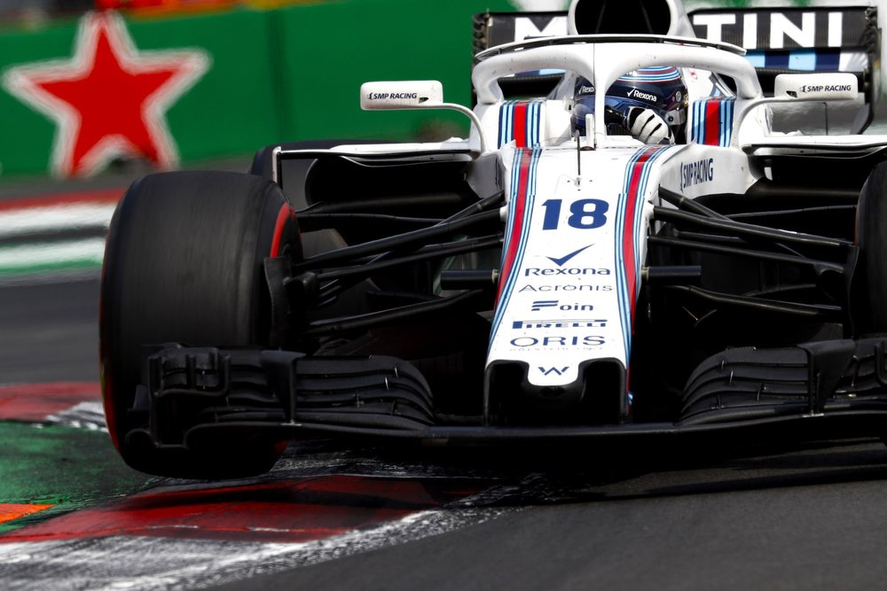 H 2018 Lance Stroll | Williams FW41 | 2018 Mexican GP 1 copy.jpg