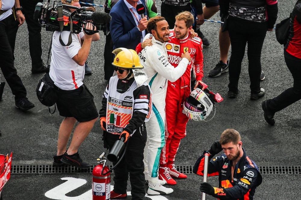X 2018 Lewis Hamilton and Sebastian Bettel | 2018 Mexican GP 1 copy.jpg