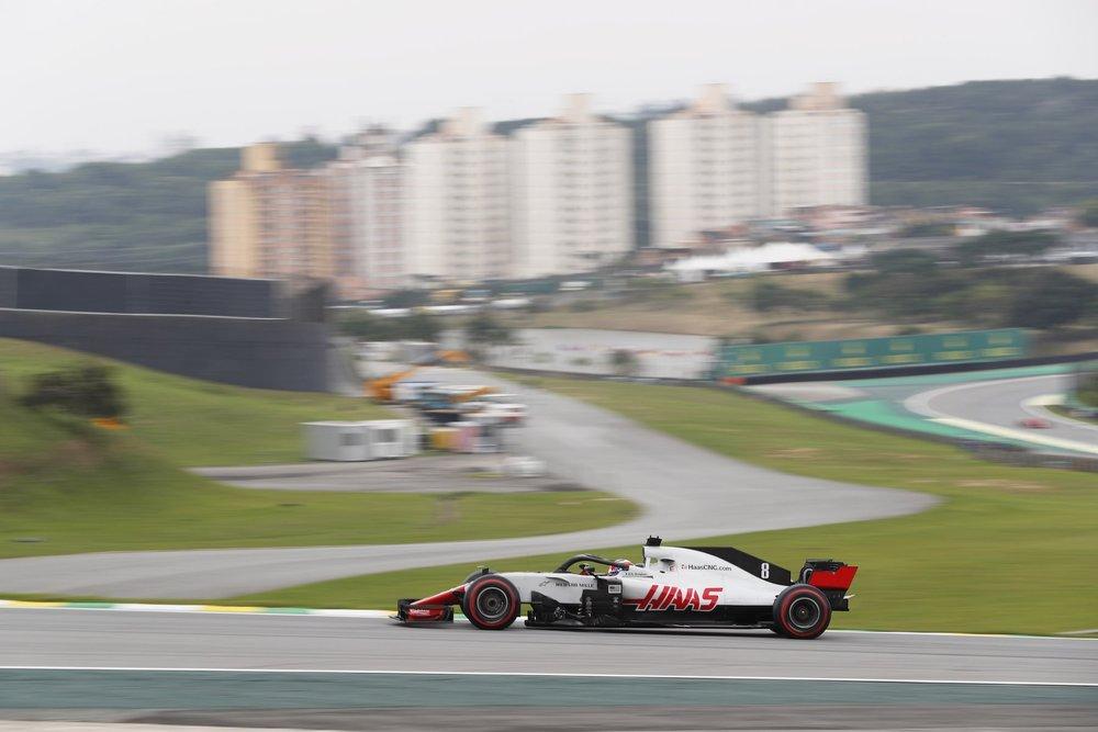 2018 Romain Grosjean | Haas VF18 | 2018 Brazilian GP FP2 1 copy.jpg