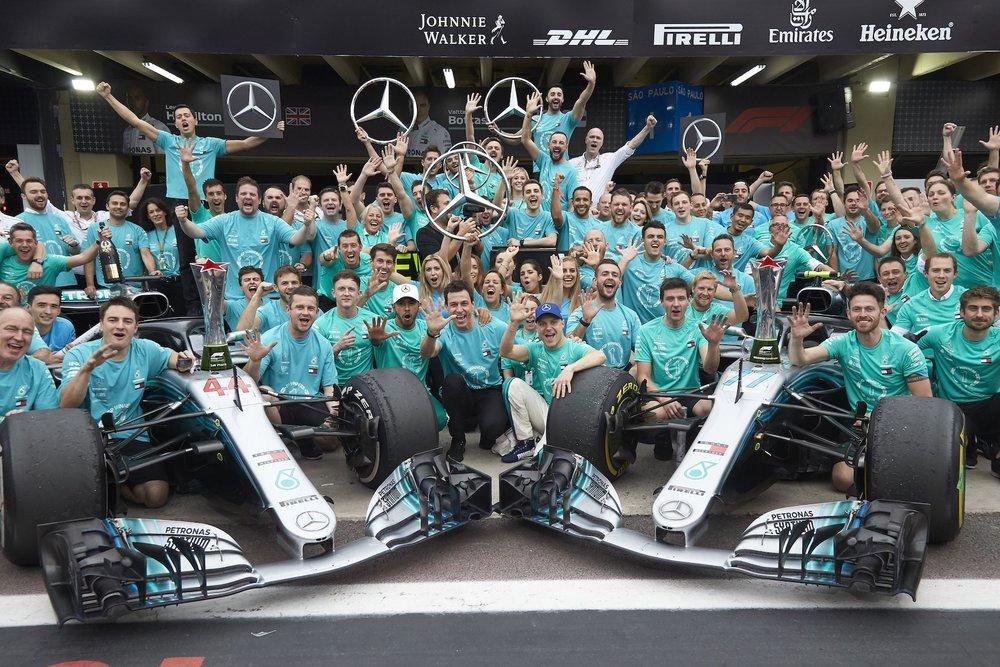 Z 2018 Mercedes Team celebrating fifth WCC | 2018 Brazilian GP 2 copy.JPG