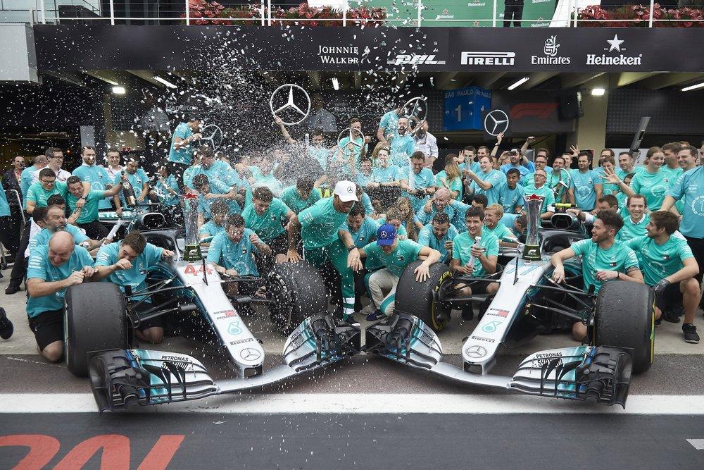 Z 2018 Mercedes Team celebrating fifth WCC | 2018 Brazilian GP 1 copy.JPG