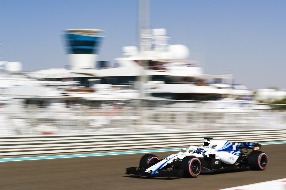 2018 Lance Stroll | Williams FW41 | 2018 Abu Dhabi GP FP1 1 copy.jpg