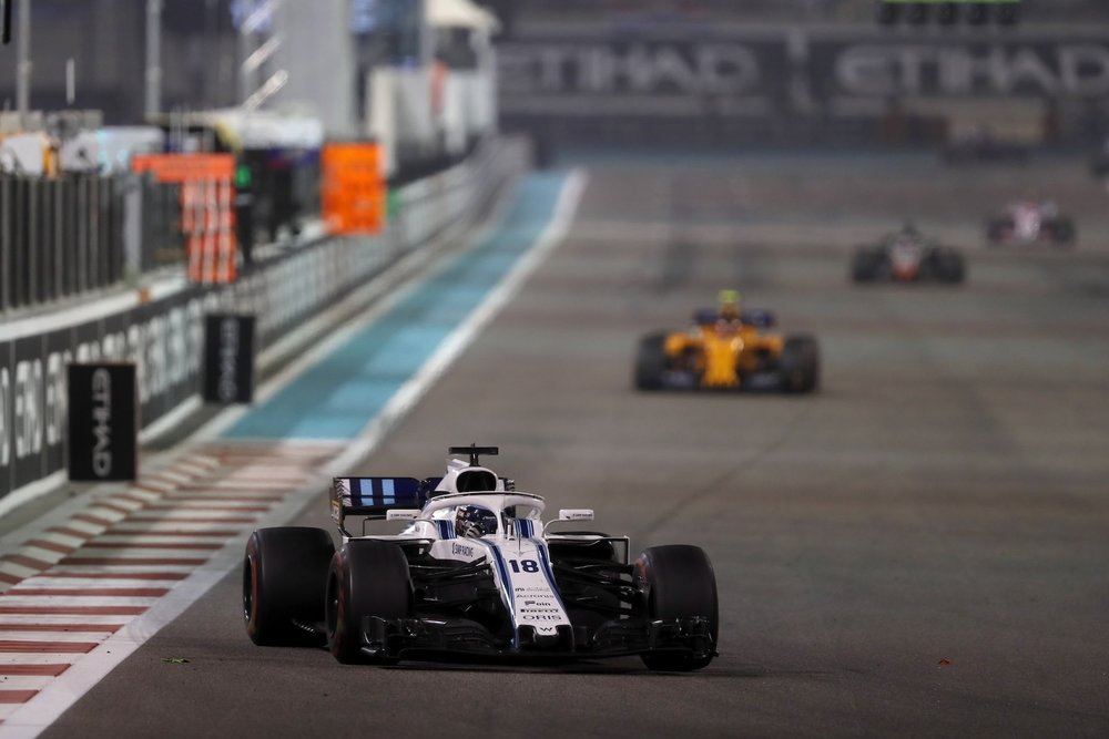 H 2018 Lance Stroll | Williams FW41 | 2018 Abu Dhabi GP 2 copy.jpg