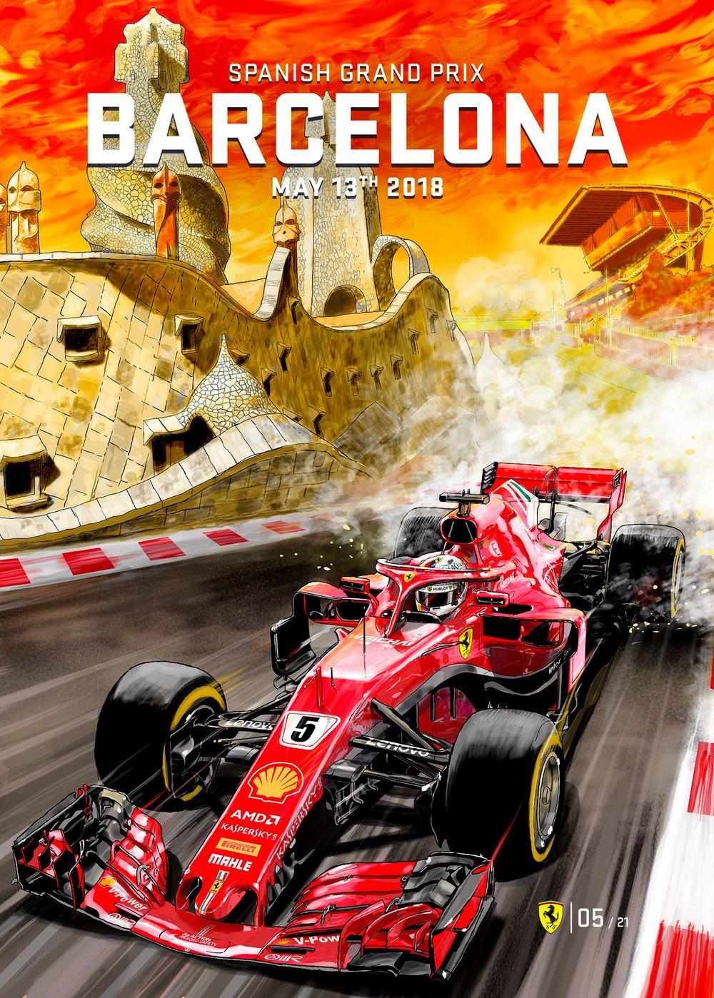 2018 Spanish Grand Prix