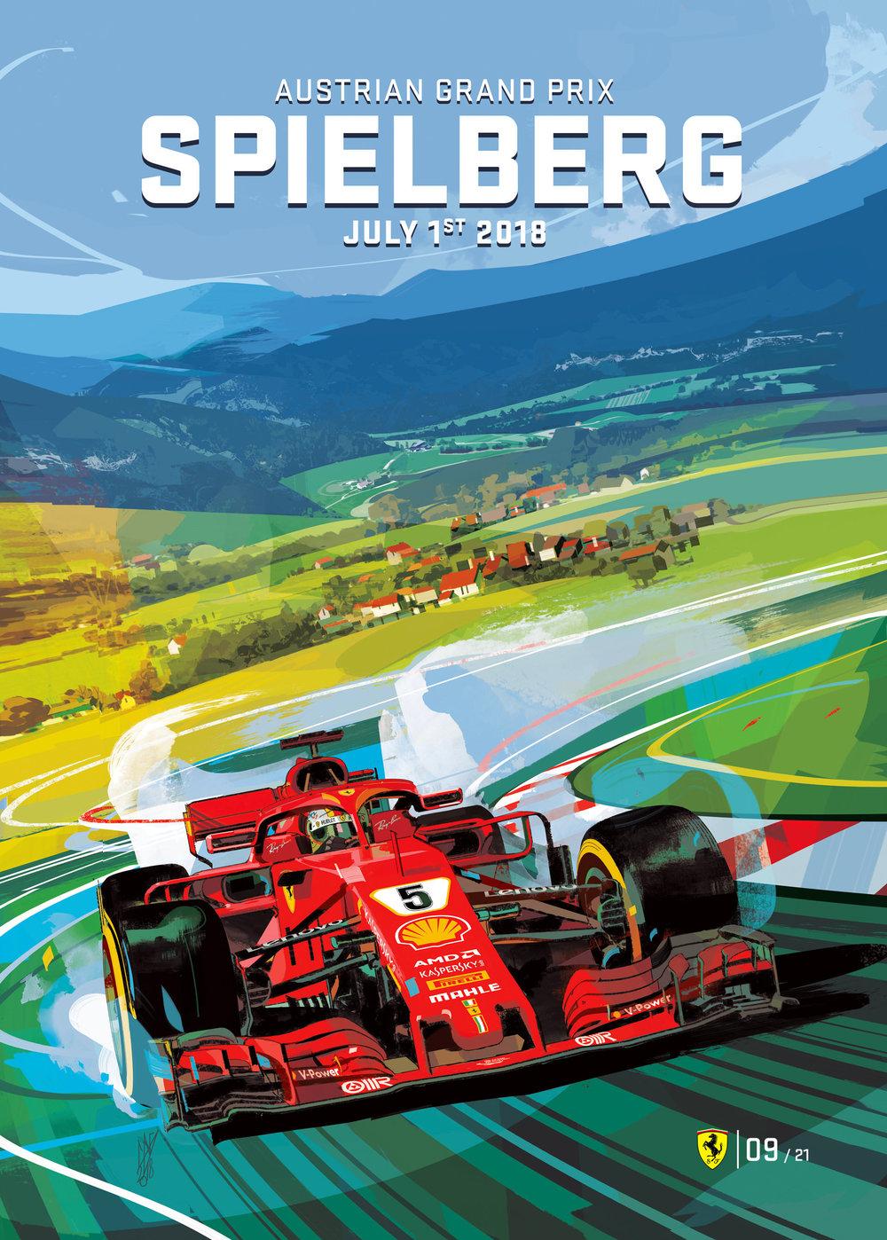 2018 Austrian Grand Prix