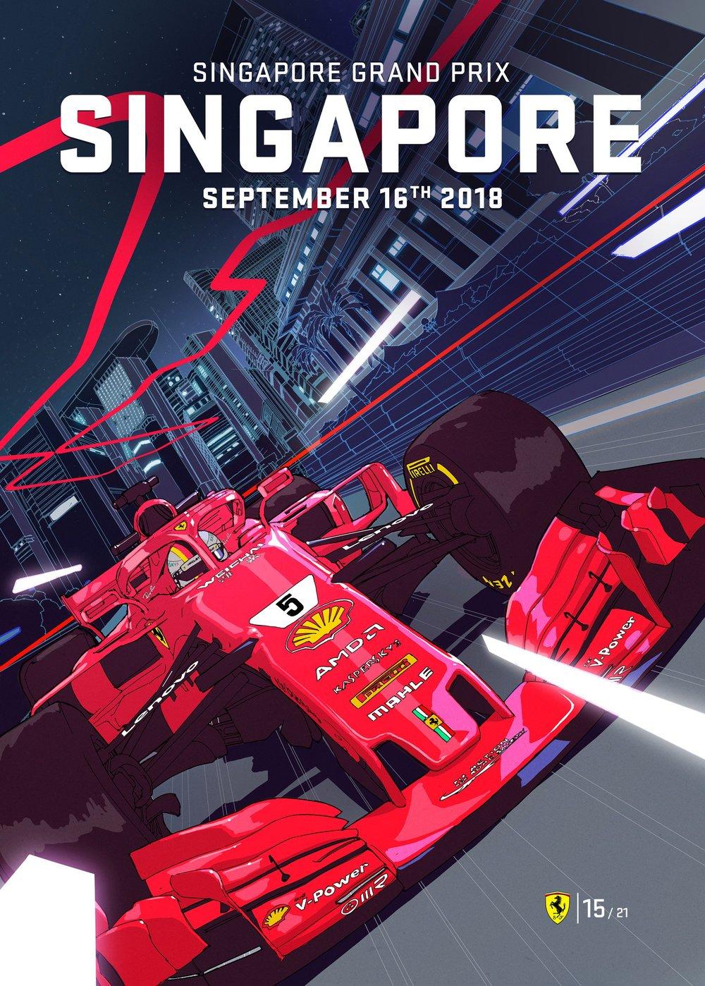 2018 Singapore Grand Prix