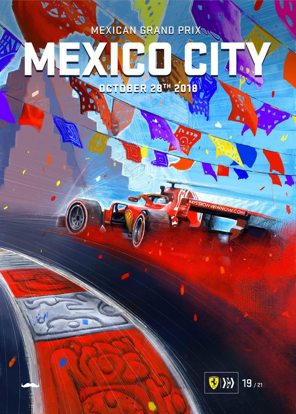 2018 Mexican Grand Prix