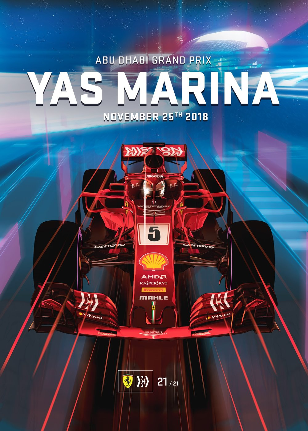2018 Abu Dhabi Grand Prix
