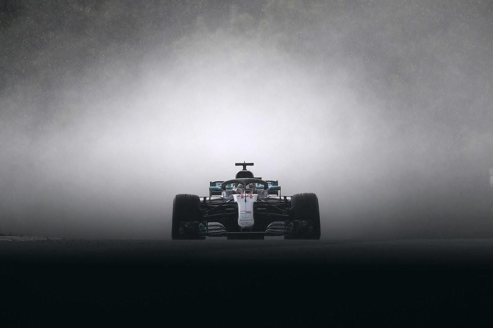7 - Lewis Hamilton at Budapest