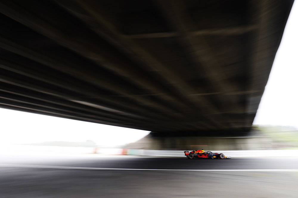 3 - Daniel Ricciardo at Suzuka