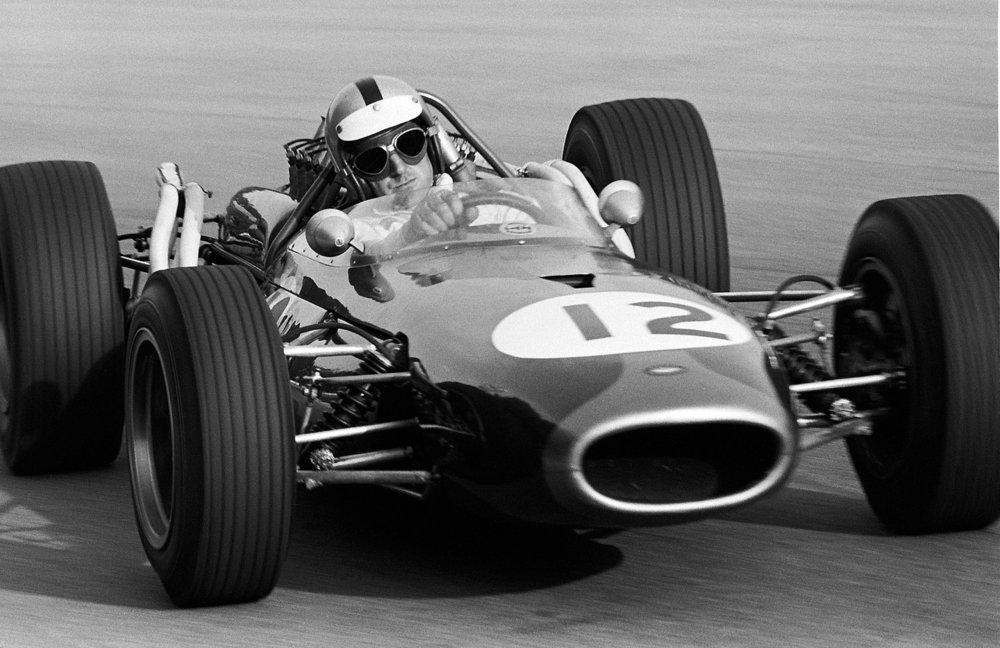 Guy Ligier | Brabham BT24 | 1967 Italian GP