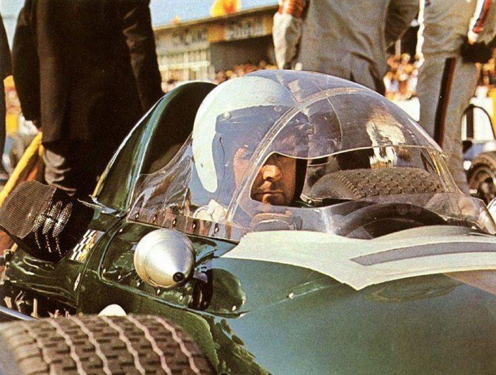 Jack Brabham | Brabham BT24 | 1967 Italian GP