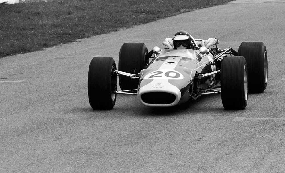 Jim Clark | Lotus 49 | 1967 Italian Grand Prix