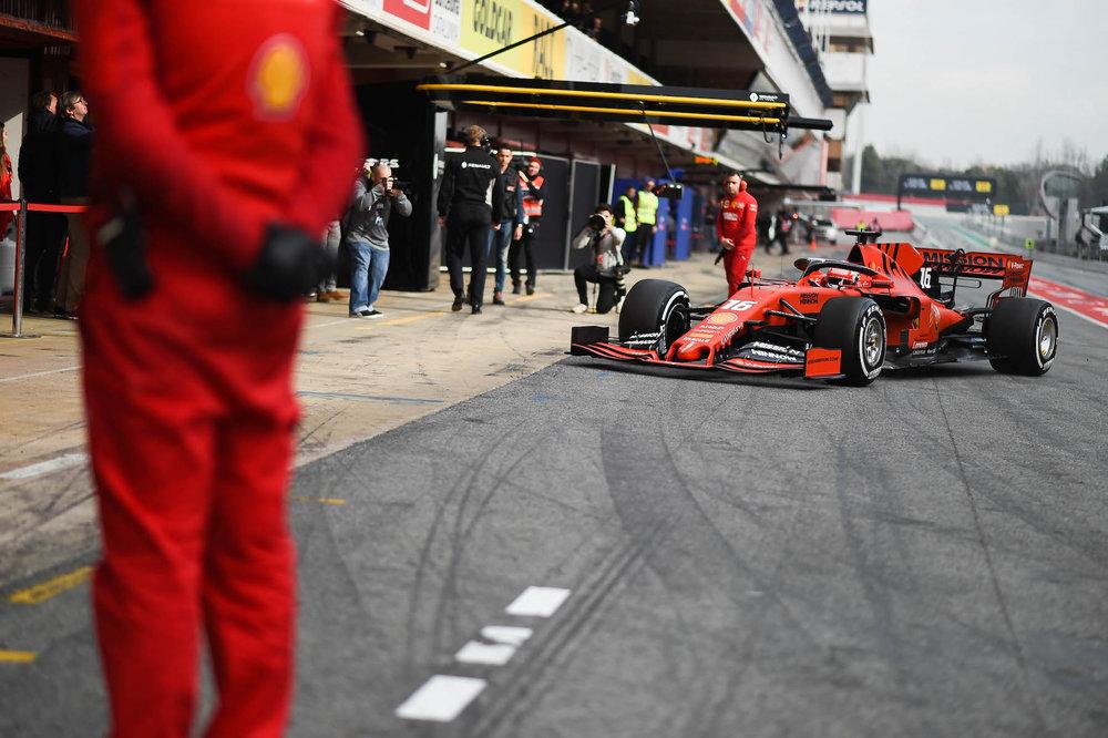 2019 Charles Leclerc | Ferrari SF90 | 2019 Barcelona T1 D2 2 copy.jpg
