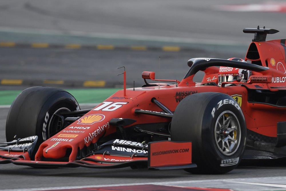 2019 Charles Leclerc | Ferrari SF90 | 2019 Barcelona T1 D2 3 copy.jpg