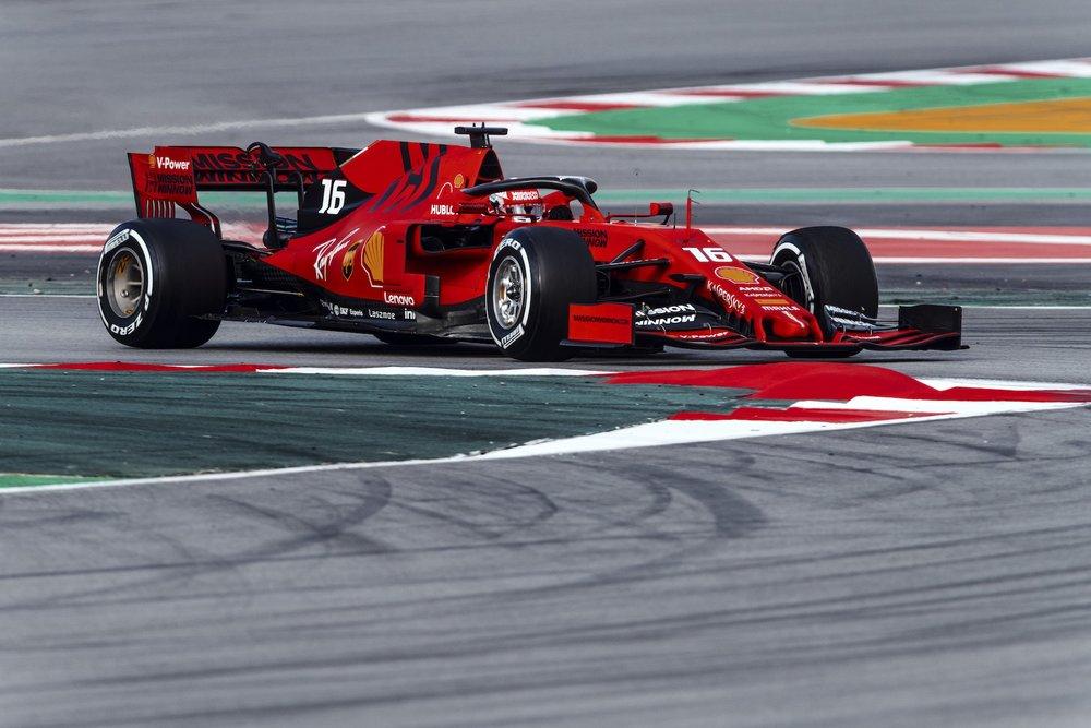 2019 Charles Leclerc | Ferrari SF90 | 2019 Barcelona T1 D2 5 copy.jpg