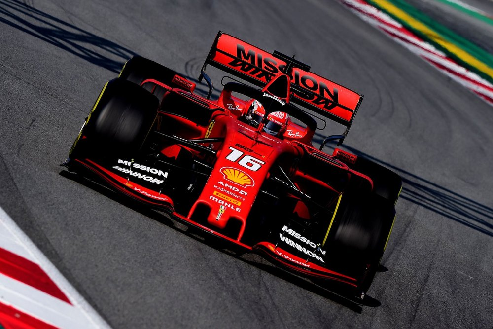 2019 Charles Leclerc | Ferrari SF90 | 2019 Barcelona T1 D4 1 copy.jpg