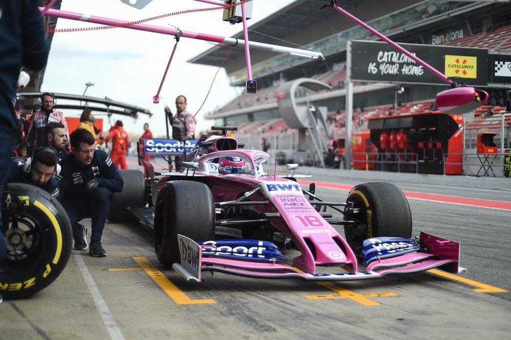 2019 Lance Stroll | Racing Point RP19 | 2019 Barcelona T1 D2 1 copy.jpg