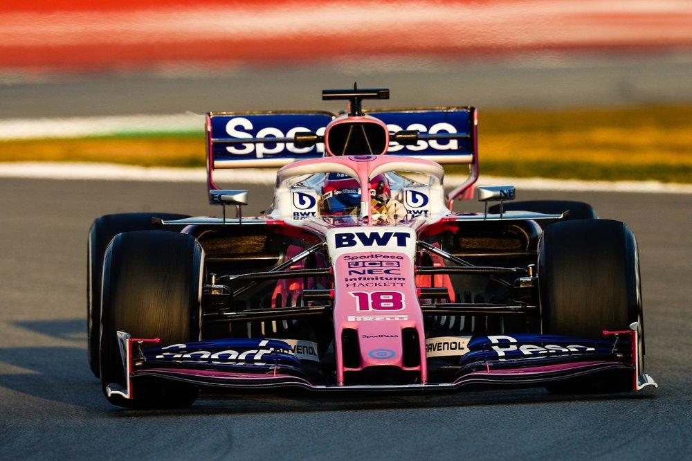 2019 Lance Stroll | Racing Point RP19 | 2019 Barcelona T1 D2 3 copy.jpg
