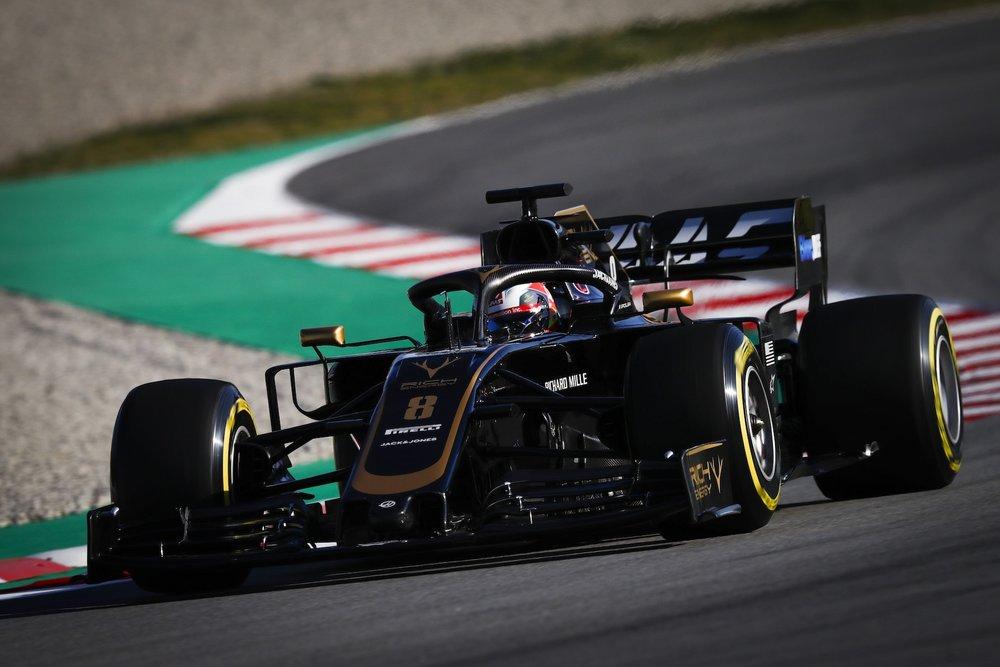 2019 Romain Grosjean | Haas VF19 | Barcelona T1 D1 2 copy.jpg