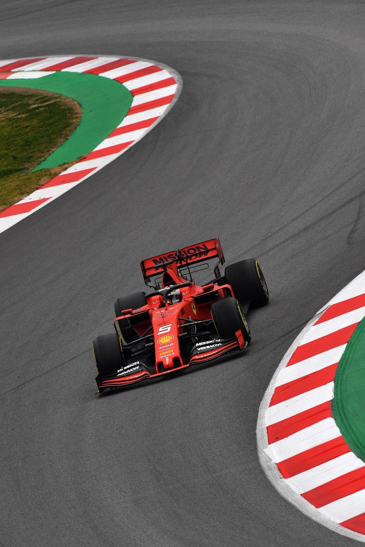 2019 Sebastian Vettel | Ferrari SF90 | 2019 Barcelona T1 D3 2 copy.jpg